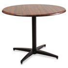 "36"" Iceberg OfficeWorks™ Round Table Tops with Radius Edge"