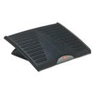 Adjustable Rotating Footrest, Extra-Wide, 17-3/4w x 14d x 4h, Black KCS10145