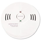 Night Hawk Combination Smoke/CO Alarm w/Voice/Alarm Warning KID9000102