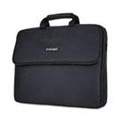 """17"""" Laptop Sleeve, Padded Interior, Interior/Exterior Pockets, Black KMW62567"""