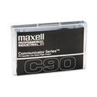 Standard Dictation Audio Cassette, Normal Bias, 90 Minutes (45 x 2) MAX102211