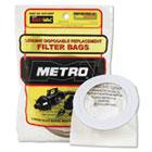 Replacement Bags for Handheld Steel Vacuum/Blower, 5/Pack MEVDVP26RP