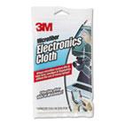 Microfiber Electronics Cleaning Cloth, 12 x 14, White MMM9027
