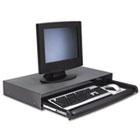 Keyboard Drawer, 27-1/2w x 18-7/10d, Charcoal Gray MMMKD85CG