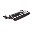 Adjustable Under Desk Keyboard Drawer, 26-7/8w x 18-7/8d, Black/Charcoal Gray MMMKD90