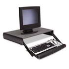 Adjustable Keyboard Drawer, 29-3/10w x 19-4/5d, Charcoal Gray MMMKD95CG