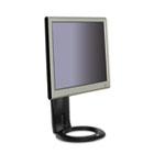 Easy-Adjust LCD Monitor Stand, 8 1/2 x 5 1/2 x 16, Black MMMMS110MB
