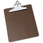"7520002815918 Composition Board Clipboard, 5 1/2"" Metal Clip, 9"" x 12 1/2"" NSN2815918"