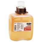 8520015562576 GOJO Antibacterial Handwash, 1250mL Refill, 3/Box NSN5562576