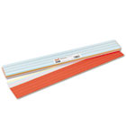 Sentence Strips, 24 x 3, Assorted Colors, 100/Pack PAC5165