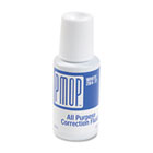 All Purpose Correction Fluid, 18 ml Bottle, White PAP2841178