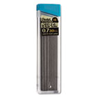 Super Hi-Polymer Lead Refills, 0.7mm, HB, Black, 30 Leads/Tube PENC27HB