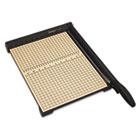 "SharpCut Paper Trimmer, 15 Sheets, Wood Base, 12"" x 17 1/2"" PRET15"