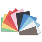 Tru-Ray Construction Paper, 76 lbs., 18 x 24, Assorted, 50 Sheets/Pack PAC103095