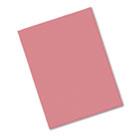 Riverside Construction Paper, 76 lbs., 9 x 12, Raspberry, 50 Sheets/Pack PAC103580