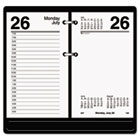 """Recycled Desk Calendar Refill, 3 1/2"""" x 6"""", 2015 AAGE717R50"""
