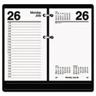 Desk Calendar Refill, 3 1/2 x 6, White, 2015 AAGE717R50
