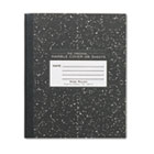Marble Cover Composition Book, Wide Rule, 8-1/2 x 7, 36 Pages ROA77332