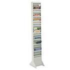 Steel Base for Magazine Rack, Gray, 10w x 14d x 5-1/4, Gray SAF4323GR