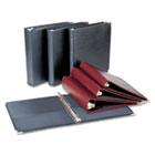 Samsill Leather Binders