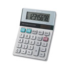 EL-310TB Twin Powered Semi-Desktop Calculator, 8-Digit LCD SHREL310TB