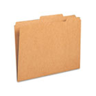 Smead® Guide Height Reinforced Heavyweight Kraft File Folder