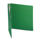 "ACCOHIDE Poly Ring Binder With 35-Pt. Cover, 1"" Capacity, Forest Green ACC39716"