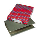 Three Inch Capacity Box Bottom Hanging File Folders, Legal, Green, 25/Box SMD64379