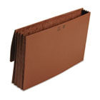 3 1/2 Inch Accordion Expansion Wallet, Redrope, 14 3/4 x 9 1/2, Redrope SMD71055