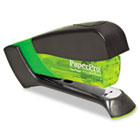 Compact Stapler, 15-Sheet Capacity, Translucent Green ACI1513