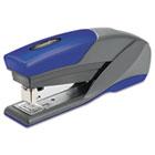 Light Touch Reduced Effort Full Strip Stapler, 20-Sheet Capacity, Blue SWI66404