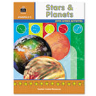 Super Science Activities/Stars Planets, Grades 2-5, 48 Pages TCR3663