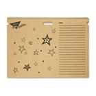 File 'n Save System Chart Storage Folder, 30-1/2 x 22-1/2, Bright Stars Design TEPT1023