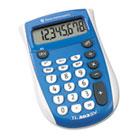 TI-503SV Pocket Calculator, 8-Digit LCD TEXTI503SV