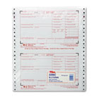 W-2 Tax Form, Six-Part Carbonless, 24 Forms TOP2206C