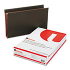 Box Bottom Hanging Folders, Two Inch, Legal Size, Pressboard, Standard Green, 25/Box UNV14152