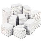 Bulk Scratch Pads, Unruled, 3 x 5, White, 180 100-Sheet Pads/Carton UNV35623
