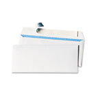 Peel Seal Strip Business Envelope, Security Tint, #10, White, 100/Box UNV36004