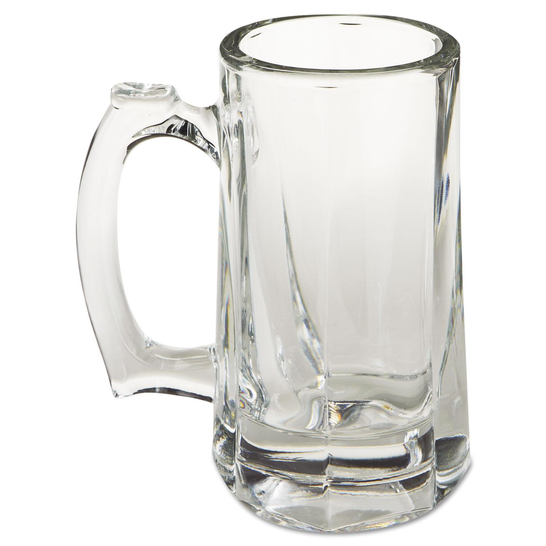 GLASSES,10OZ,BEER STEN,12