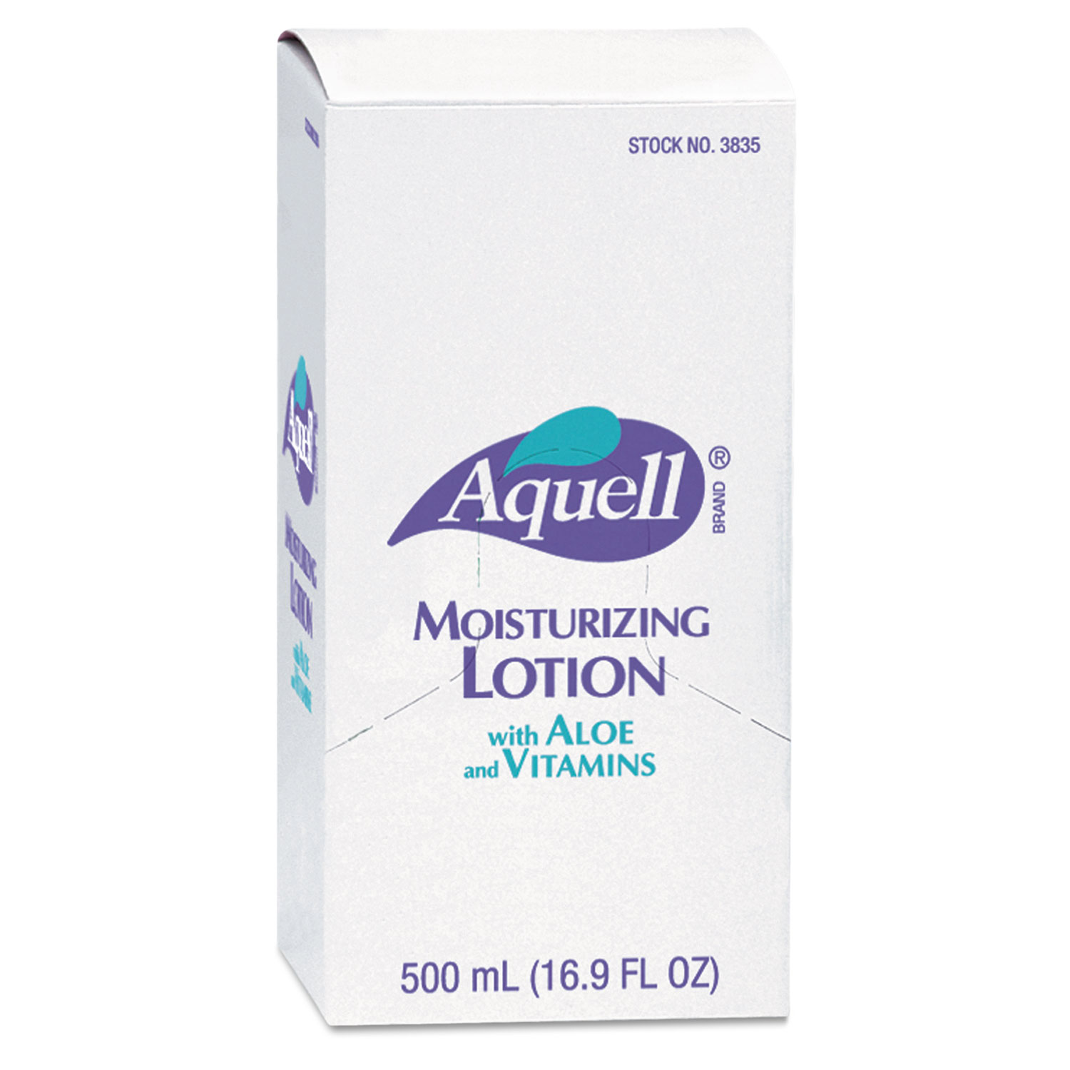 LOTION,AQUELL,MOIST,500ML