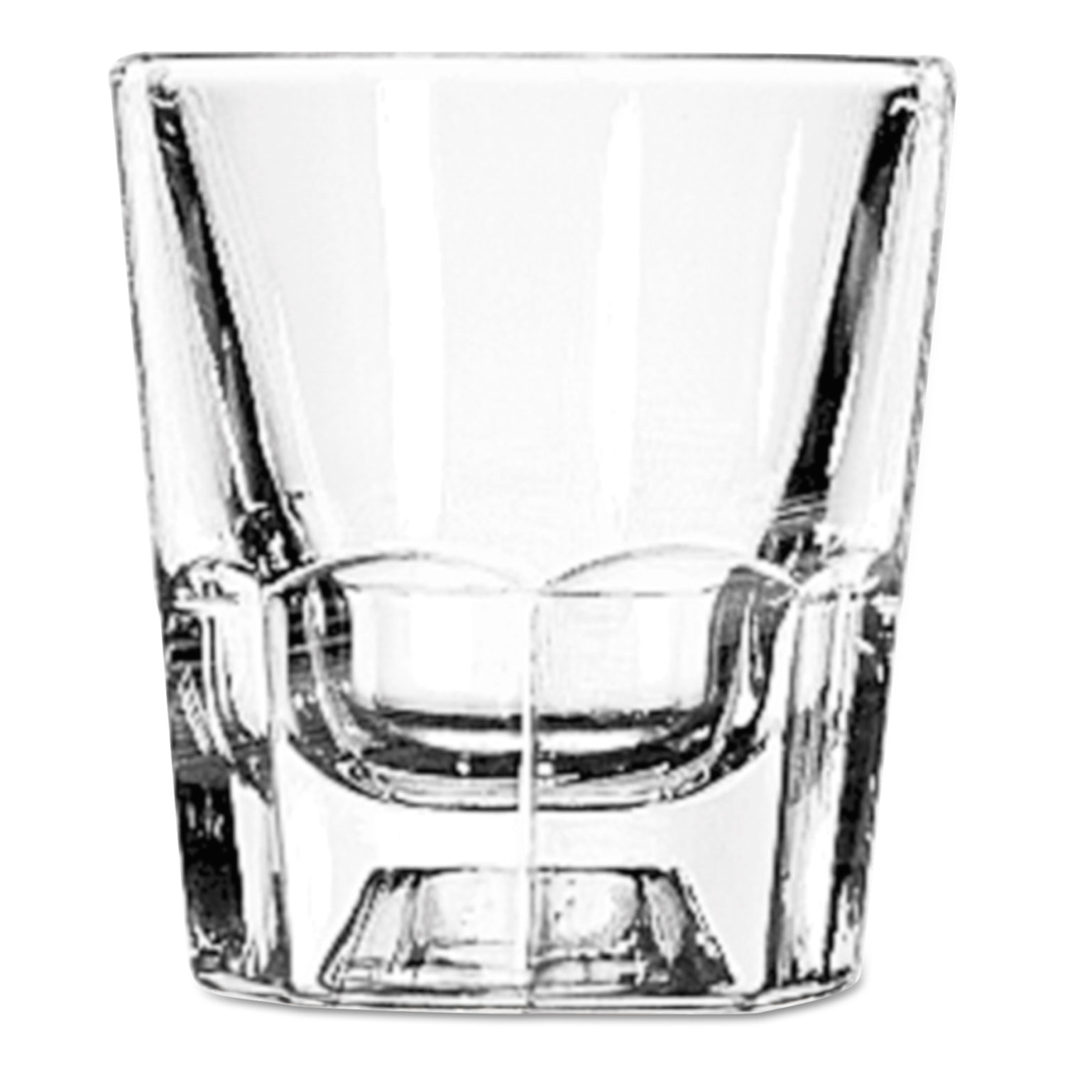 GLASSES,4OZ,O FSH,FLTD,48