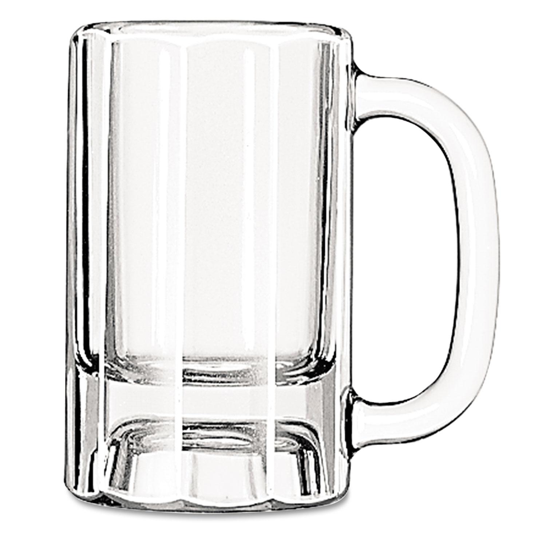 GLASSES,MUG,10OZ,PANLD,12