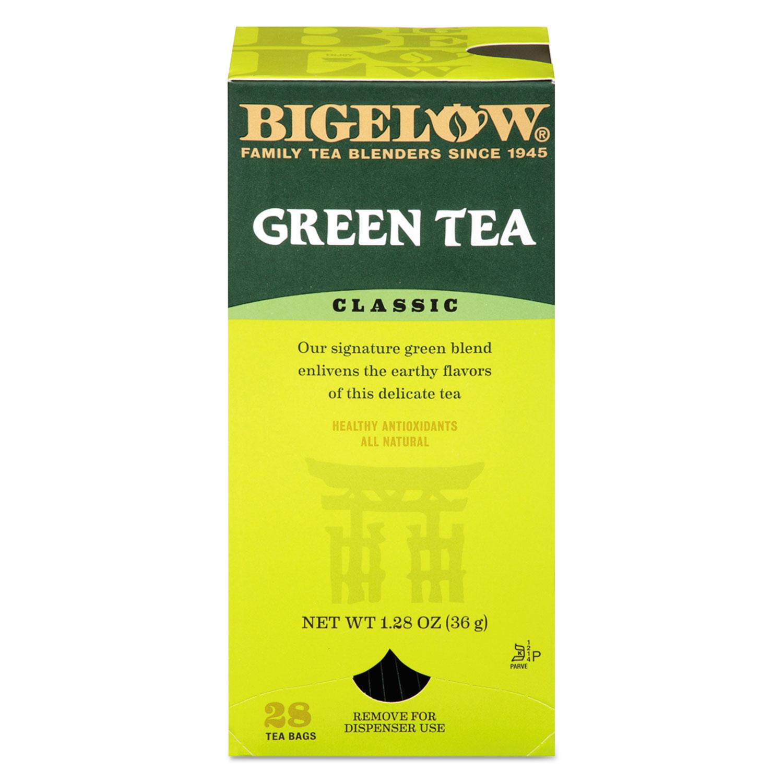 TEA,BIGELOW GREEN