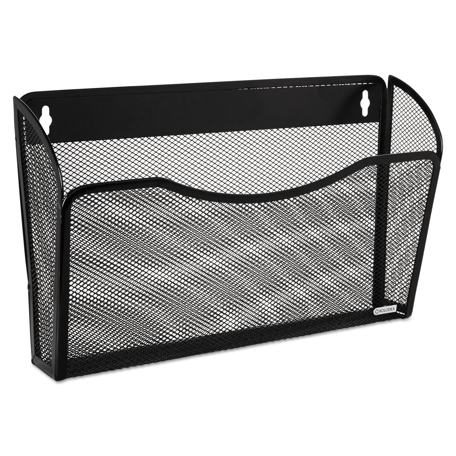 Office door mail holder Magnetic Single Pocket Wire Mesh Wall File Letter Black Affordable Office Furniture And Supplies Enerjiclub Single Pocket Wire Mesh Wall File Letter Black Affordable Office