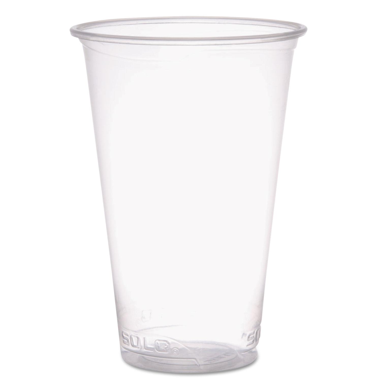 CUP,PLS,18OZ,POLYPROP,CLR
