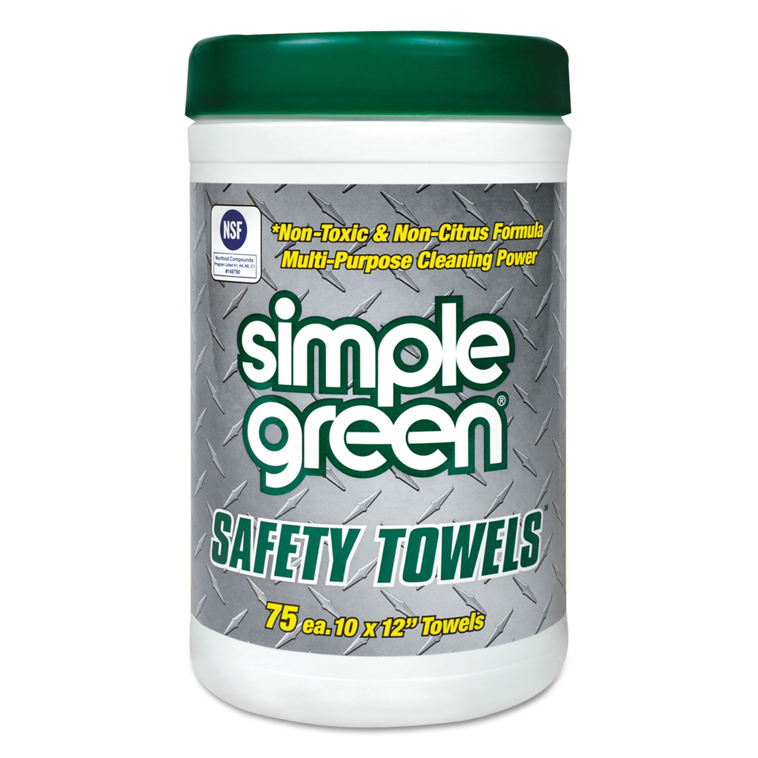 WIPES,SAFETY TWL,75CNT