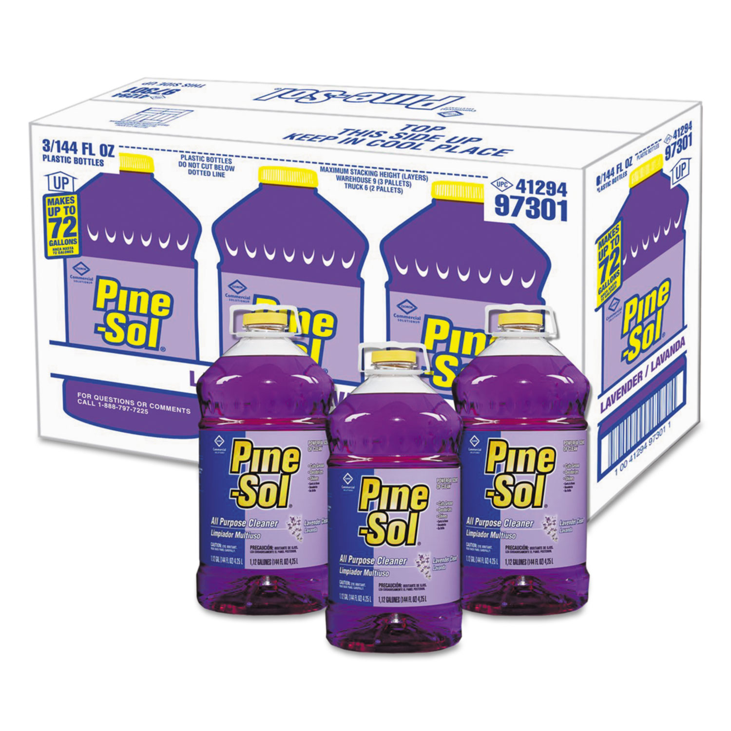 All Purpose Cleaner By Pine Sol 174 Clo97301 Ontimesupplies Com
