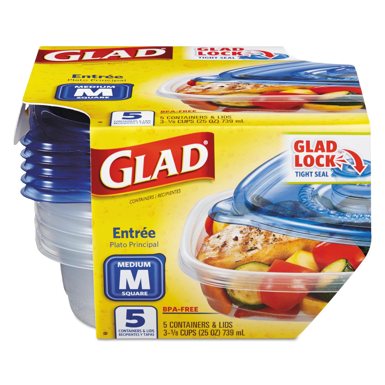 FOOD SRV,GLADWRE,6/5CT