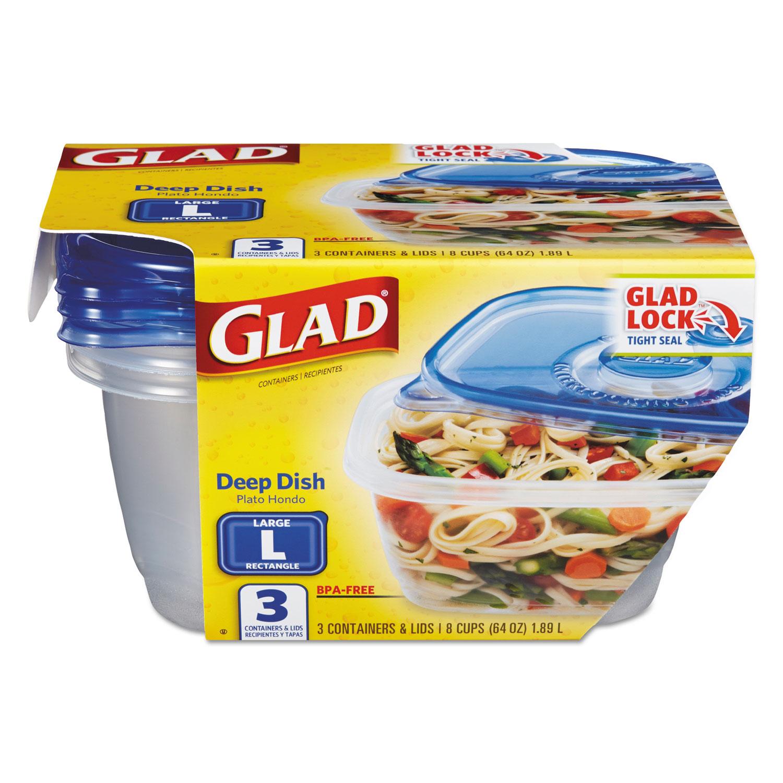 FOOD SRV,GLADWRE,DISH,6/3