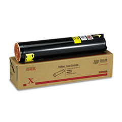 106R00655 Toner, 22000 Page-Yield, Yellow